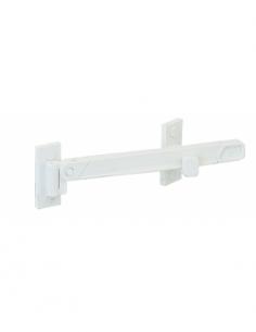 Entrebâilleur de fenêtre, 1 ou 2 vantaux, blanc - THIRARD Entrebâilleur