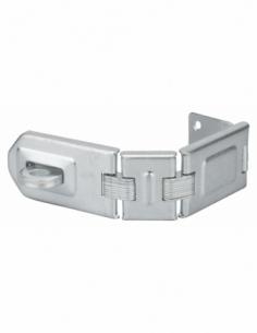 Porte cadenas, 200mm, acier renforcé cémentée - THIRARD Cadenas à code