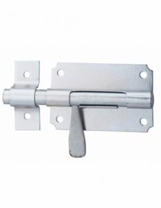 Verrou de box pour portail, pêne Ø12mm - Serrurerie de Picardie Verrous