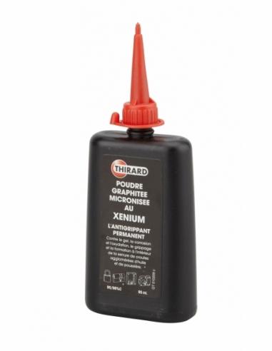 Lubrifiant pour cylindre de serrure poudre graphique 95 ml - Serrurerie de Picardie Equipement