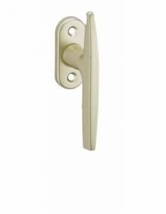 Bouton entrebailleur pour fenêtre, carré 7mm, couleur F2 - Serrurerie de Picardie Poignée de fenêtre