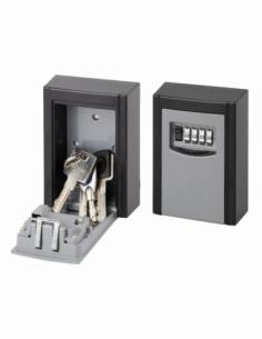 Boîte à clés murale, 4 chiffres - Serrurerie de Picardie Boîte à clés