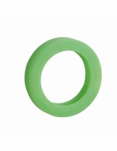 Anneau de clé - vert - THIRARD Consignation