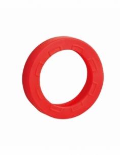 Anneau de clé - rouge - THIRARD Consignation