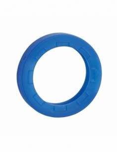 Anneau de clé - bleu - THIRARD Consignation