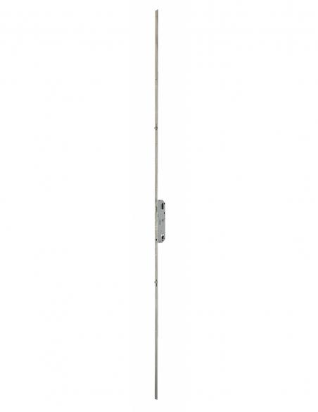Boitier de serrure enc. Fenster à cylindre pour porte fenêtre, axe 35mm, 3pts, H. 1780mm, G-22777-18-L1 - FERCO by THIRARD Cr...