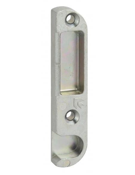 Gâche centrale encastrable pour porte d'entrée bois, gauche, 85x18x9mm, Decena, E-13065-00-L-1 - FERCO by THIRARD Gâche de porte