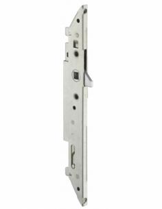 Crémone encastrable à panneton pour fenêtre bois, axe 10mm, carré 7mm, A-06140-00-0-1 - FERCO by THIRARD Crémone