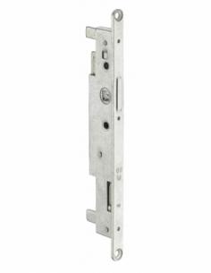 Crémone encastrable pour fenêtre bois, axe 10mm, carré 7mm, A-00776-00-0-1 - FERCO by THIRARD Crémone