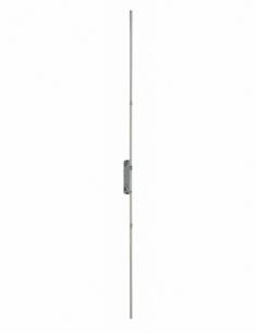Boitier de serrure enc. Fenster à cylindre pour porte fenêtre, axe 40mm, 2pts, H. 1530mm, G-21763-18-L1 - FERCO by THIRARD Se...