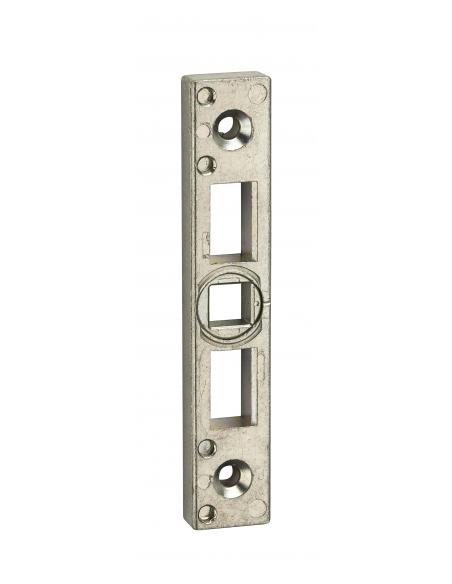 Gâche de tringle pour fenêtre 2 vantaux Compatible UNIJET Dim.94x18mm FERCO E-19551-32-0-1 - FERCO by THIRARD Gâche de porte