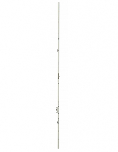 Crémone ouvrant à la française Unijet pour fenêtre bois, axe 15mm, H. 1280mm, G-22044-00-0-1 - FERCO by THIRARD Crémone