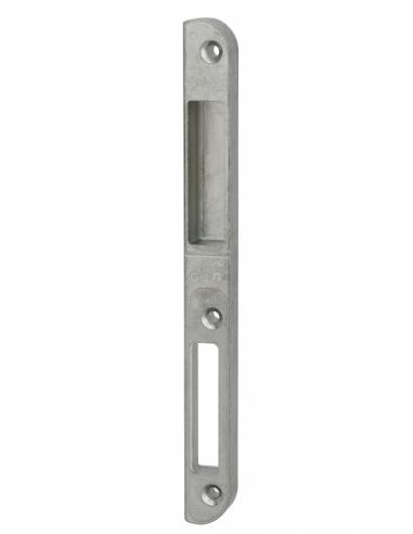 Gâche centrale en applique à tourpiller pour porte bois, gauche, 188x16x14mm, Secury-Europa, E-22867-00-L-1 - FERCO by THIRAR...