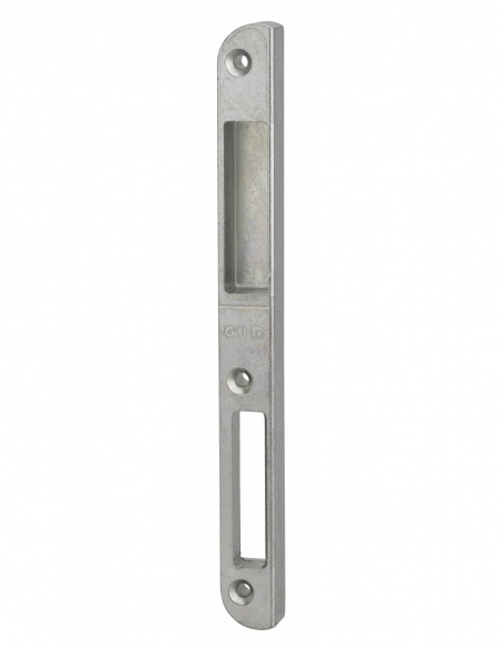 Gâche centrale en applique à tourpiller pour porte bois, droite, 188x16x14mm, Secury-Europa, E-22867-00-R-1 - FERCO by THIRAR...