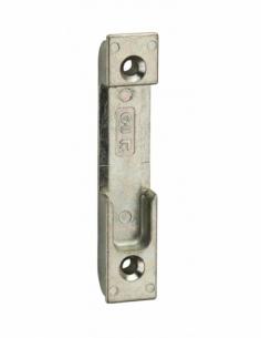 Gâche galet encastrable réversible pour porte d'entrée, 85x17x10mm, 0-00872-00-0-1 - FERCO by THIRARD Gâche de porte