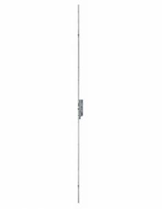 Boitier de serrure enc. Fercomatic à cylindre pour porte d'entrée, axe 40mm, 3pts, H. 2150mm, 6-33164-08-0-1 - FERCO by THIRA...