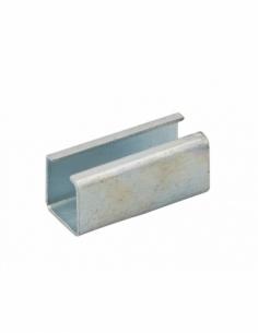 Fourreau carré 6 à 7mm, accessoire pour porte d'intérieur, acier - THIRARD Poignée