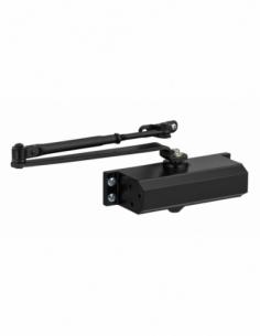 Ferme-porte automatique hydraulique force 3, noir - THIRARD Equipement