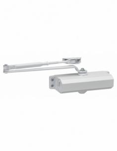 Ferme-porte automatique hydraulique force 4, blanc - THIRARD Equipement