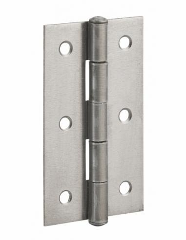 Charnière de porte, 70x40mm, acier - THIRARD Equipement