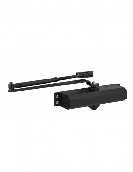 Ferme-porte automatique hydraulique force 5, noir - THIRARD Equipement