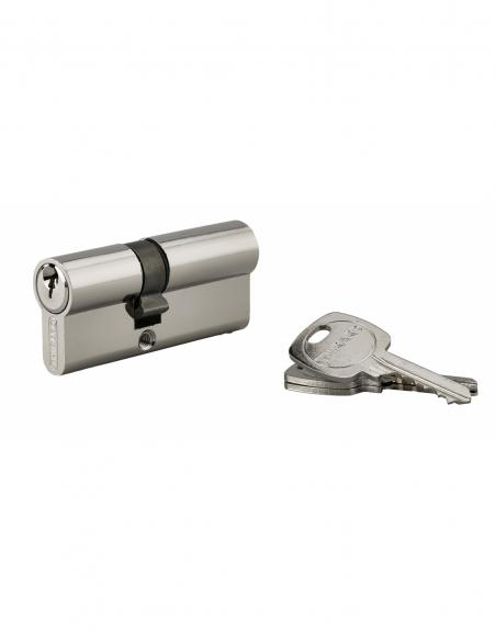 Cylindre de Serrure 5 goupilles std à double entrée - 30 x 40 mm - THIRARD Cylindre de serrure