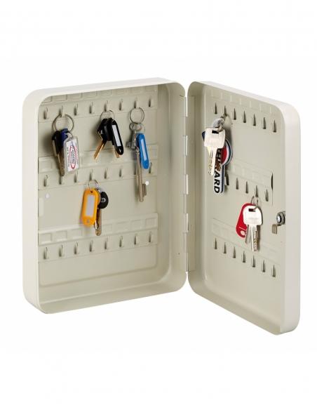 Armoire à clé Kibox, serrure à cylindre, capacité de 45 clés - THIRARD Coffre fort