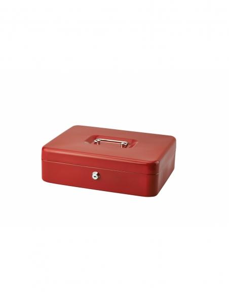 Caissette à monnaie, serrure à cylindre, 2 clés, largeur 300mm - THIRARD Coffre fort