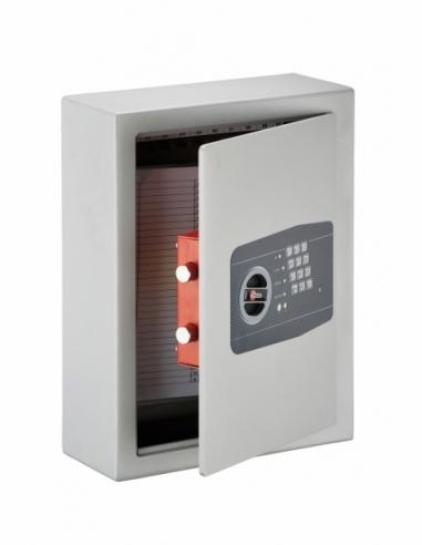 Coffre-fort pour clés Boyard, à poser, fermeture électronique à code, 2 pênes, capacité de 120 clés - THIRARD Coffre fort