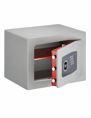 Coffre-fort à poser Rambures, fermeture électronique à code, 5 pênes, 47L - THIRARD Coffre fort