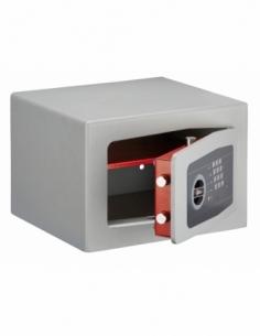 Coffre-fort à poser Rambures, fermeture électronique à code, 4 pênes, 31L - THIRARD Coffre fort