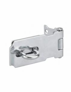 Porte-cadenas, acier, fermeture de coffres et portes, 75mm - THIRARD Cadenas