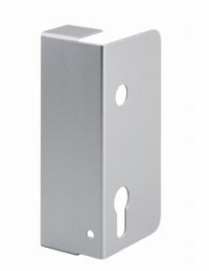 Enjoliveur pour cadre, droit, 50x30mm - THIRARD Serrure en applique