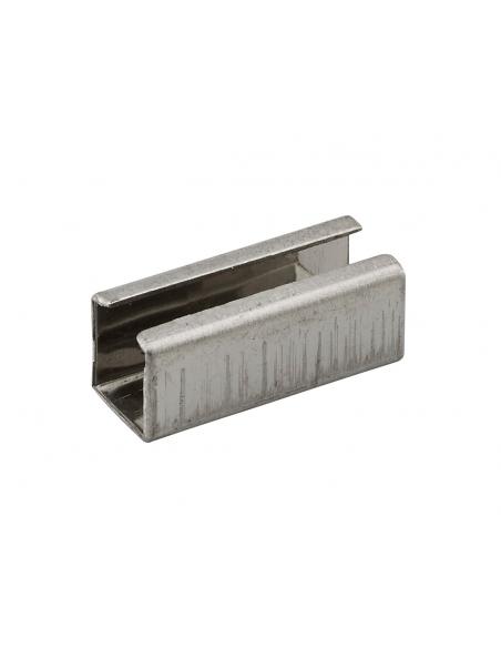 Fourreau carré 7 à 8mm, accessoire pour porte intérieur, acier - THIRARD Poignée