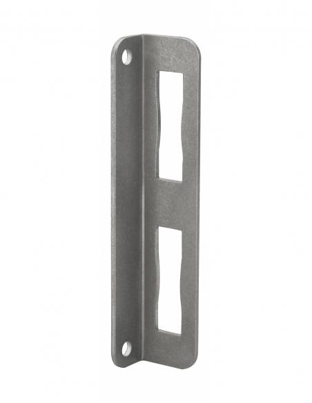 Gâche équerre à souder, réversible, largeur 30mm - THIRARD Gâche de porte