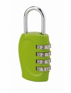 Cadenas à combinaison Bora Bora, 4 chiffres, intérieur, anse acier, 30mm - THIRARD Cadenas à code